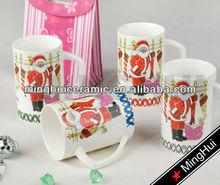 Cheap Bulk Christmas China Wholesale Mug