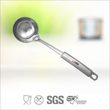 China manufacture Stainless steel utensils cooking soup spoon