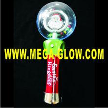 special light up santa spinner,Magic Spinner Wands , Gleaming Space Ball Spinner