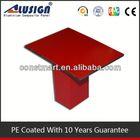 interior used PE aluminum base copper clad laminate