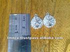 925 Sterling Silver Sand Dollar Charm