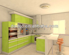 WPC completed waterproof kitchen cabinet and furiniture board