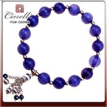 Unique bijoux bleu art verre allemand costume bijoux alibaba français guangzhou