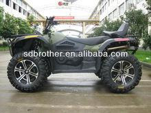 ATV 2014 with EEC,quad,4x4 .farm ATV 500cc extend model