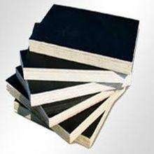 good quality poplar core film faced plywood/bulk plwood factory