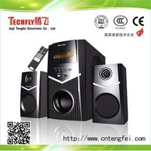 2.1 Hot Sale Multimedia Speaker/Home Theatre System/Audio/Music Speaker