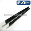 PP door bottom brush seal strip