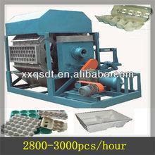 best selling pulp egg tray machine 3000pcs/Hr