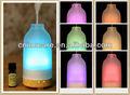Glas aromister duft diffusor, dekoration kühlen nebel diffusor aromatherapie ätherisches Öl w/7- Farbe- change-lampe