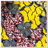 WHOLESALE 100% COTTON AFRICAN SUPER WAX PRINTS FABRIC FOR FEMALE