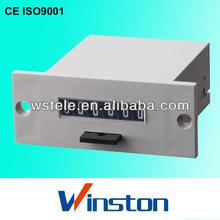 E-16y eléctrico de la señal de pulso contador