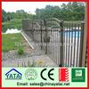 Aluminium Fence for Swiming Pool, Grey Color Aluminum Fencing