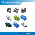 Fabricante profesional de sc/fc/st/lc/rca/sma/e2000 de fibra óptica con adaptador de alta calidad