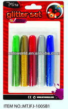 first-class colorful glitter glue