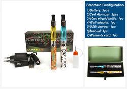 2013 Embossed eGo Q & Engraved eGo K battery ego battery 650mah
