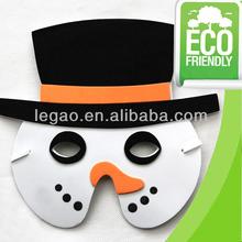 EVA foam halloween devil mask