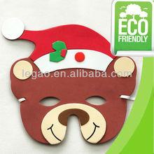 Christmas decoration EVA mask