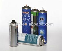 high pressure aerosol can, aerosol high pressure can, helium gas