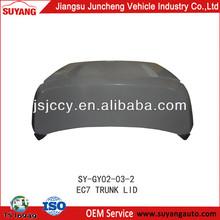 GEELY EC7 Trunk Lid Auto Spare Parts Manufacturer