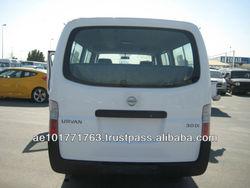 NEW CAR URVAN MINI BUS