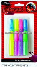 MTJFJ-608BT2 glitter glue pen
