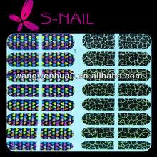 2013 most popular Nail polish strips,100% real nail polish,nail polish sticker