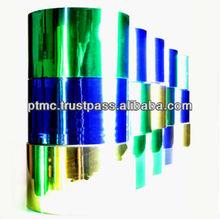 metalized film