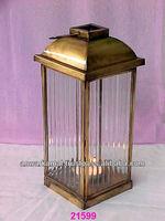 Decorative Brass Lantern