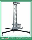 Outdoor Concert Aluminum Truss Lighting Truss tower Lift , Truss Lift Tower