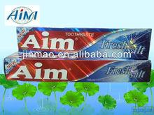 Salt Whitening Toothpaste OEM