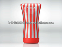 TENGA Red Type Soft Tube Cup male masturbation cup Japan