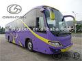 zhuhai granton 12m moden estilo luxo bus tour