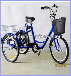 3 wheel electric bicycle for sales adult MH-003-L