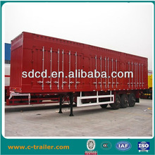 Van Trailer,Trailer Van For Cargo Trailer on sale