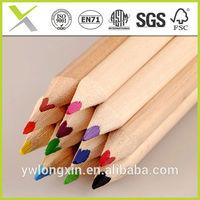 Wooden Standard colour pencil Wholesale