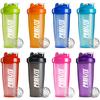 20oz 28oz 400ML 600ML Plastic Blender Bottle Protein Shaker Bottle