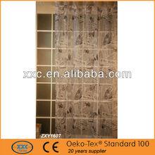 Hot sale printed european curtain and drapes