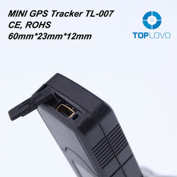 Toplovo GPS Factory TL007 Iphone GPS Tracking Kids with Real Time Tracking Website