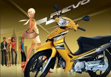 Suzuki revo 110cc motorbike (casted wheel)