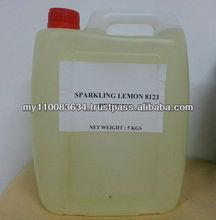 Car Perfume Sparkling Lemon Fragrance