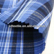 yarn dye cotton fabric big checks suppliers