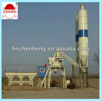 Full set of cement plant HZS25 with 25m3 by computer control on sale