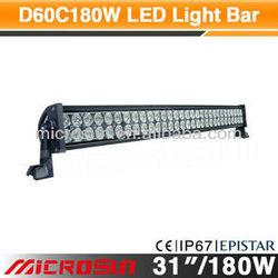 """31"""" 180W Off Road LED Work Light car cree led"""