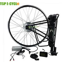 TOP E-cycle 36v 250w brushless motor bike , ebike kit, e-bicycle parts