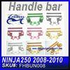 For KAWASAKI NINJA250 08-10 Steering Handle Bar Clip-on 37mm FHBUN008