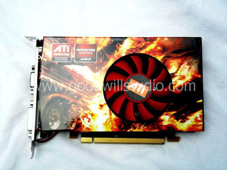 HD6570, 2GB DDR3, PCI-E, PC Display Card, Graphic Card, ATI Radeon, Computer Graphic Card
