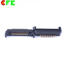 car charging magnetic 9 pin connector,1.6-2.5mm pitch 9 pin magnet connector