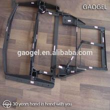 Precision customized sheet metal chair carbon frames