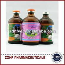 Analgin injection veterinary use /animal medicine