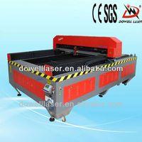 DW-1325 laser sticker printing cutting machine